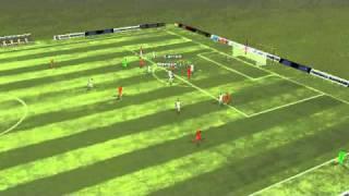 England vs Ghana - Carroll Goal 16th minute