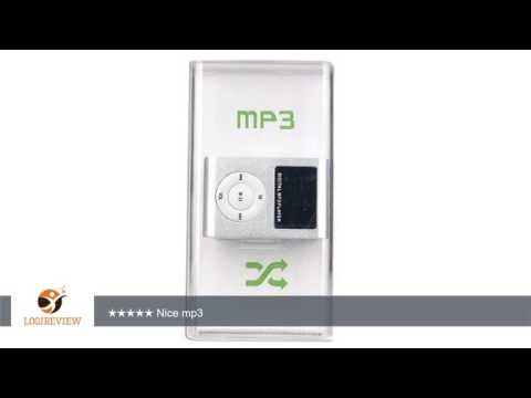 2GB USB Clip Style MP3 Player w/FM/Voice (Silver) | Review/Test