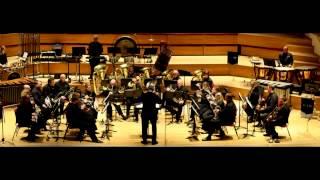 Jaguar Landrover Band live at Adrian Boult Hall Nov 2011 Remastered