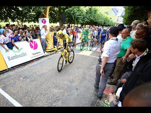 Tour De France à Rambouillet : 21ème étape