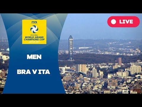 BRA v ITA - 2017 Men's World Grand Champions Cup