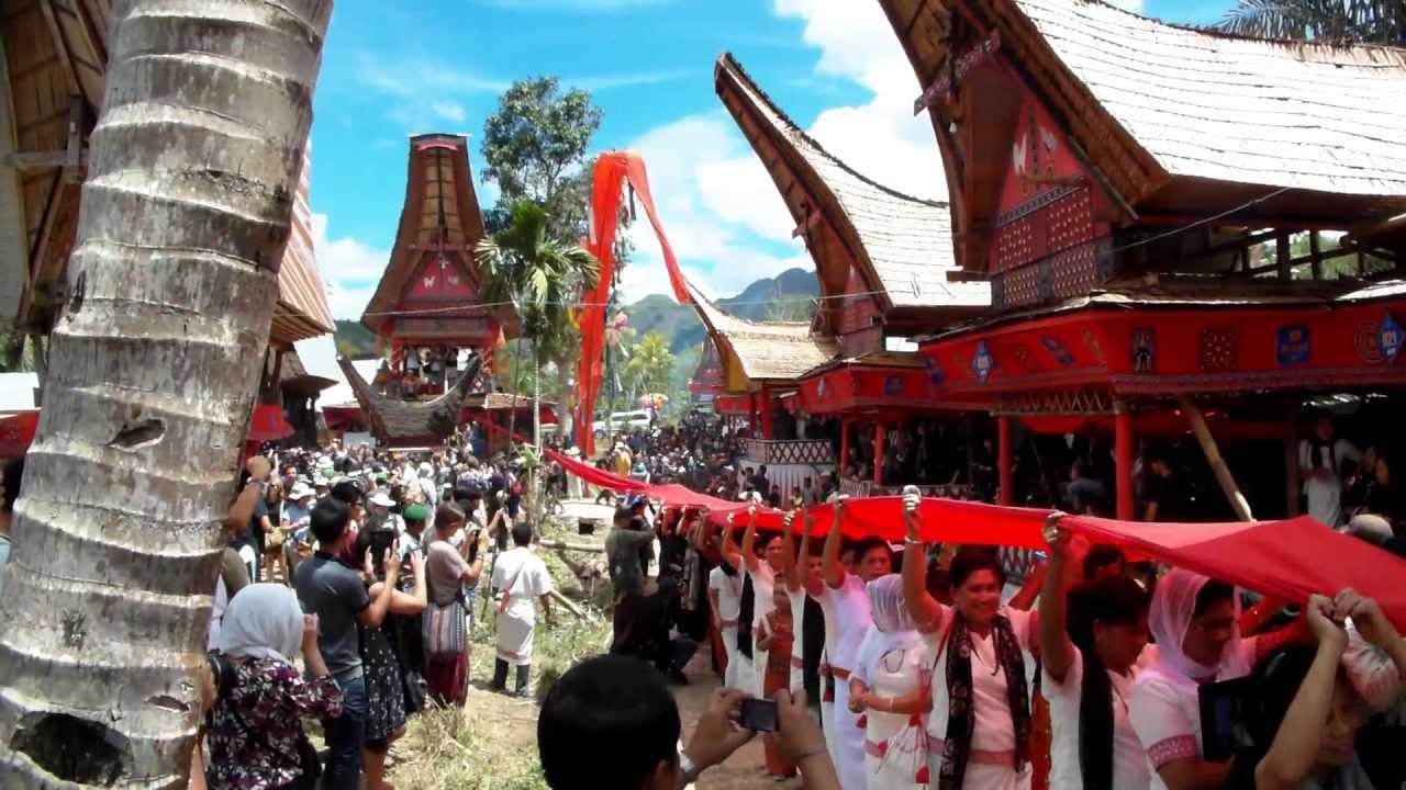 Indonesia Rituals Weddings And Funerals: Toraja Funeral Ceremony