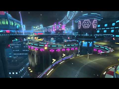 #NEWSTIME - Mario Kart 8 neue DLC Strecken bekannt