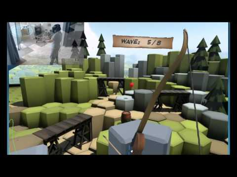 The Lab for HTC Vive VR Gameplay: Longbow