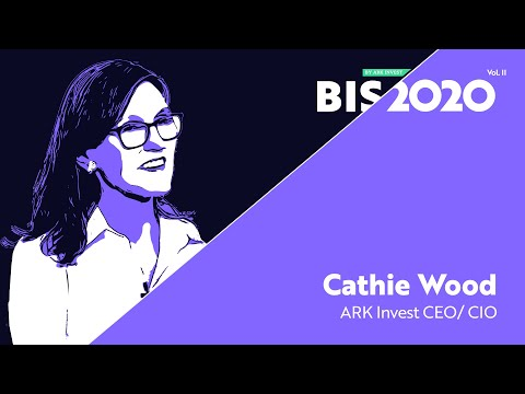 Innovation During Tumultuous Times with Cathie Wood | #BIS2020