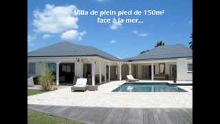 Vidéo : Location d'une villa de prestige en Guadeloupe - Sainte Anne