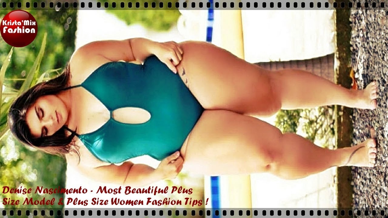 92b9d34b7d3f4 Denise Nascimento - Most Beautiful Plus Size Model & Plus Size Women ...