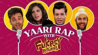 Fukrey Turn Rappers | Tu Mera Bhai Nahi Hai | Pinkvilla | Bollywood