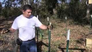 How To Build A Corral Trap For Wild Pigs