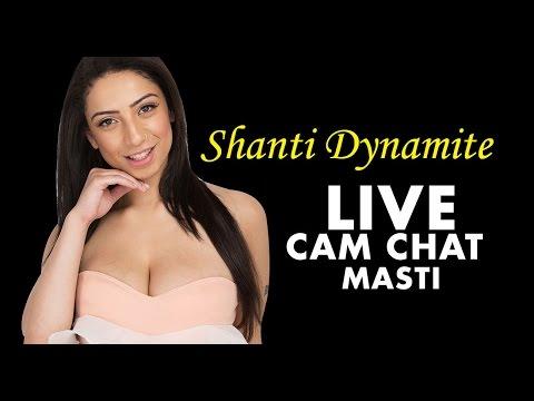 Shanti Dynamite Latest 2016 Shanti On Cam Chat 2016