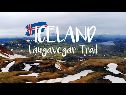 Backpacking in Iceland - Laugavegur Trail
