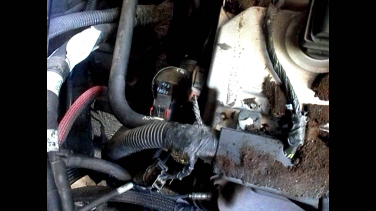 2007 Chevrolet Impala Engine Diagram P0404 Egr Valve Location On A Dodge Magnum Sxt Youtube