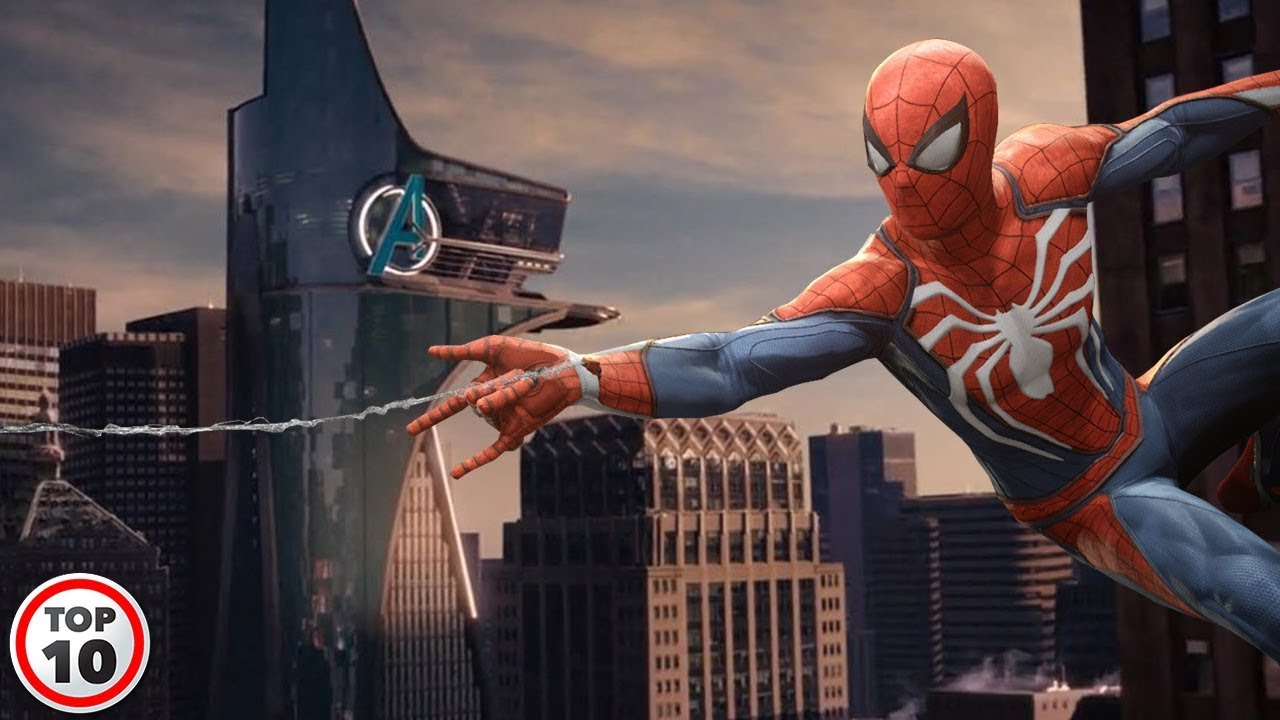 Will The Avengers Be In Spider-Man For PS4?