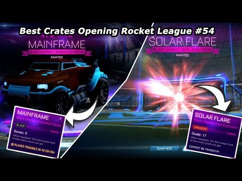 Best Crates Opening Rocket League #54 thumbnail