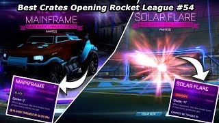 Best Crates Opening Rocket League #54