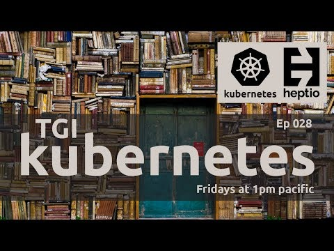 TGI Kubernetes 028: Exploring CockroachDB on Kubernetes by Heptio