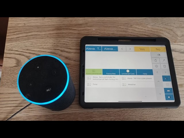 Using Predictable with Alexa