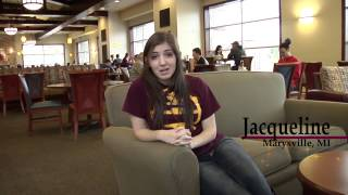 A walking tour of Central Michigan University