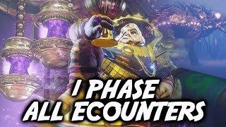 1 PHASE ALL PRESTIGE LEVIATHAN ENCOUNTERS! [Destiny 2]