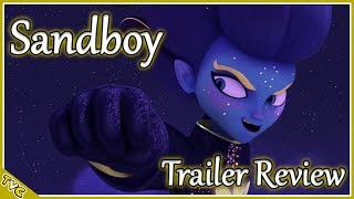 """SO MANY KWAMIS!"" Sandboy Trailer Review 
