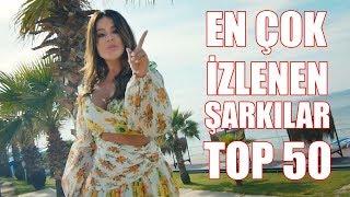 Haftanın En Çok Dinlenen Türkçe Şarkıları Top 50 | 7 Ocak 2019