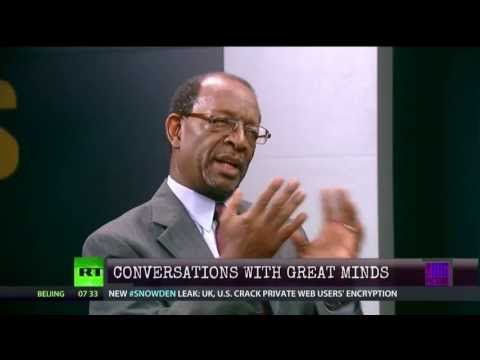 Conversations with Great Minds - Dr. Ron Daniels - When Capitalism Failed African Americans...
