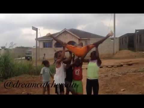 In The Air - Waje | Ikorodu Talented Kids ( Dream Catchers) Dance Video