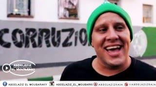 "Brazilian fan Sings L'Khadra L""Wataniya of Raja Casablanca"