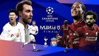 Download Video Jadwal Final Liga Champions 2019• Tottenham vs Liverpool |Jadwal bola minggu 2 Juni 2019 Live RCTI MP3 3GP MP4