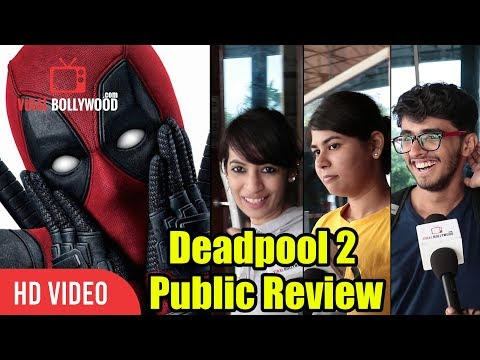 Deadpool 2 Public Review | First Day First Show | Ryan Reynolds