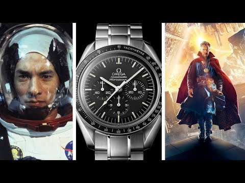 Famous Watches in Movies Part II (Dunkirk, Apollo 13, Ghostbusters & More)
