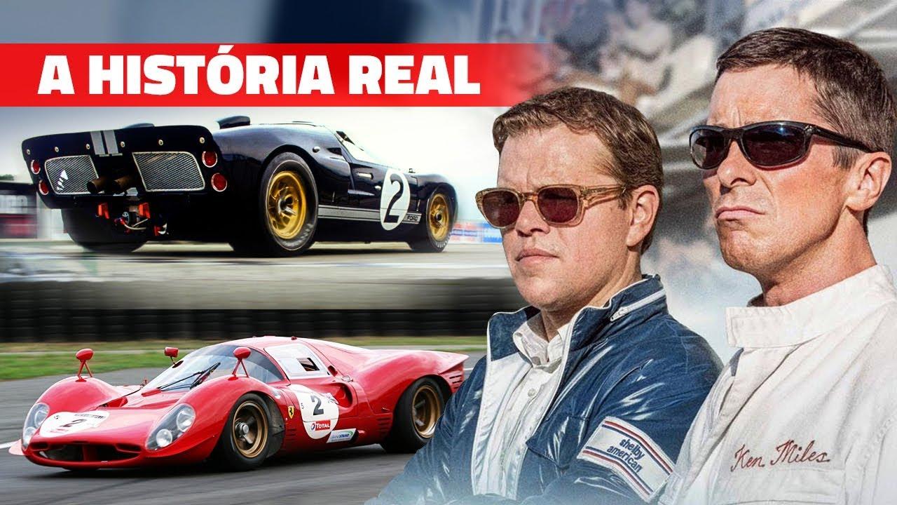 Ford Vs Ferrari A Historia Real Que Inspirou O Filme Flatout
