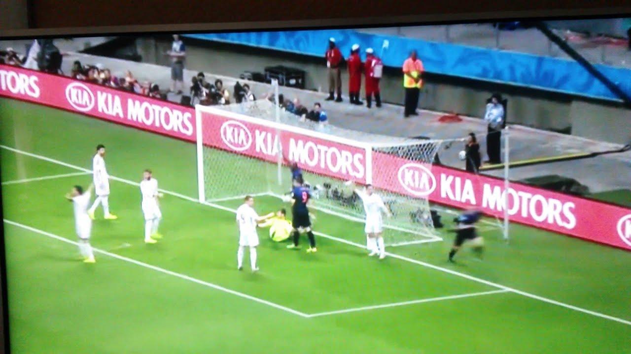 Niederlande Gegen Spanien