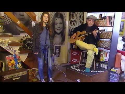 Doris Day - Move Over Darling - Acoustic Cover - Jasmine Thorpe & Danny McEvoy