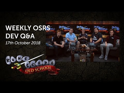 OSRS Q&A - Halloween preview, Karamja gloves, and more!