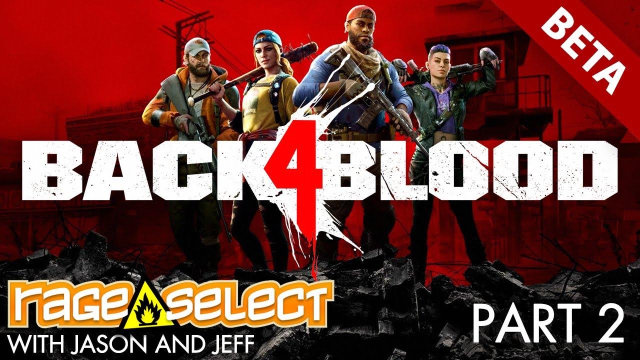 Back 4 Blood - Beta (The Dojo) Let's Play - Part 2
