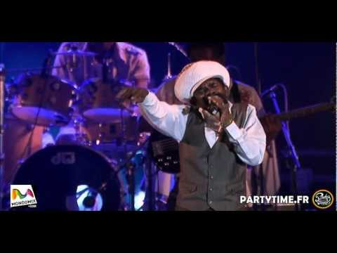 COCO TEA - LIVE at Garance Reggae Festival 2012 HD by Partytime.fr