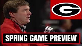 Georgia Bulldogs Spring Football Game Preview 2019 (G-Day)