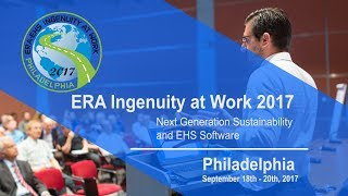 ERA Ingenuity At Work Conference 2017(, 2017-03-31T13:28:24.000Z)