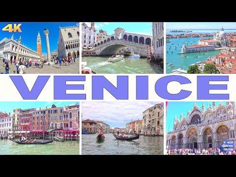 VENICE - ITALY 2017 4K