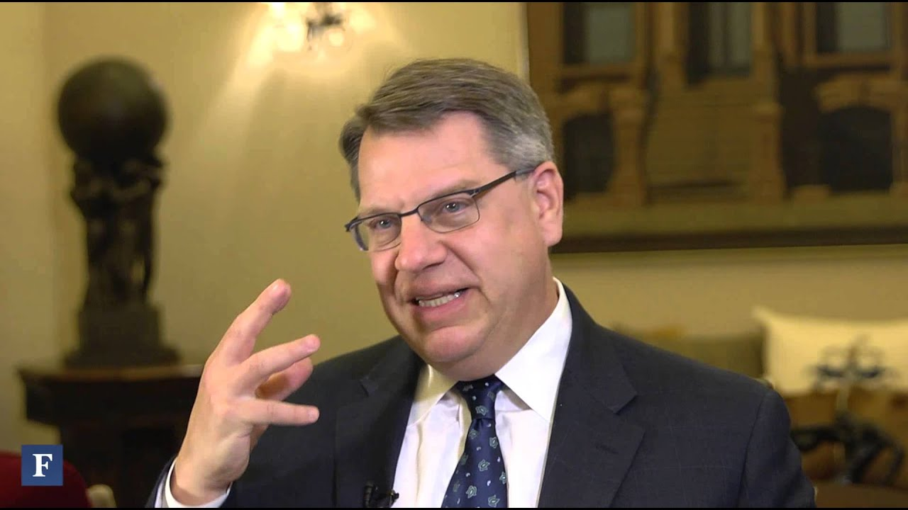 Rich Lesser The Boston Consulting Group Interview