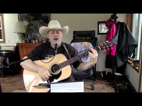 1510 Im Over You Keith Whitley Cover With Guitar Chords And