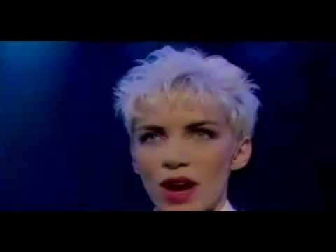 Eurythmics - The Miracle Of Love TV Appearance 1986