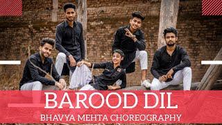 BAROOD DIL | BHANGRA | DJ LISHKARA