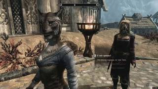 Как жениться на каджите в Skyrim