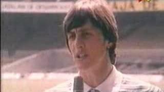 """Cruyff """"el Barça és més que un club"""" (1976)"""