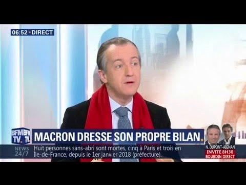 """ÉDITO – Macron face à la presse: """"On voit que le Président s'occupe de tout"""""""