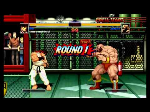Super Street Fighter II Turbo HD Remix (Xbox Live Arcade) Arcade as Ryu
