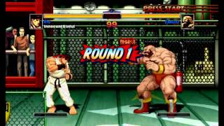 Super Street Fighter II Turbo HD Remix (Xbox Live Arcade) Arcade as Ryu thumbnail