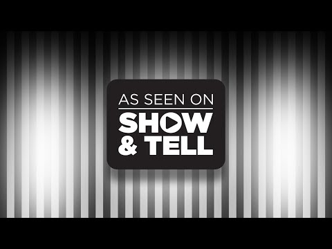 SHOW and TELL 11/20/19 LIVE!